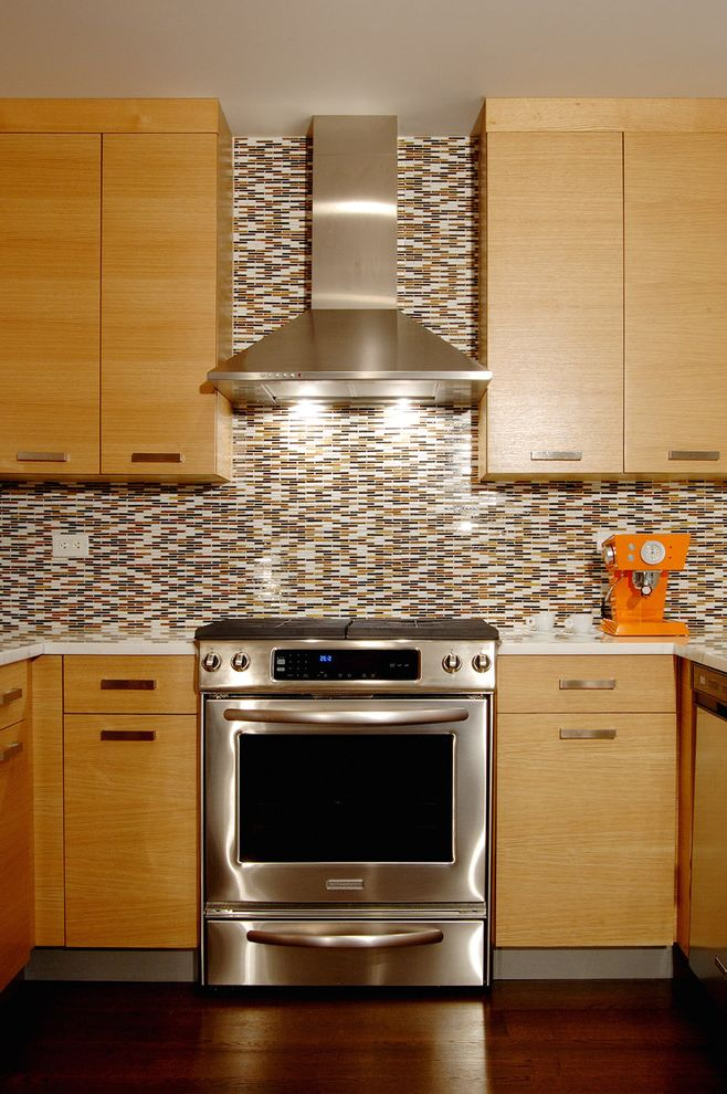 48 Range Hood Insert With Contemporary Kitchen Also Ann Sacks Extraordinary Ann Sacks Glass Tile Backsplash Minimalist