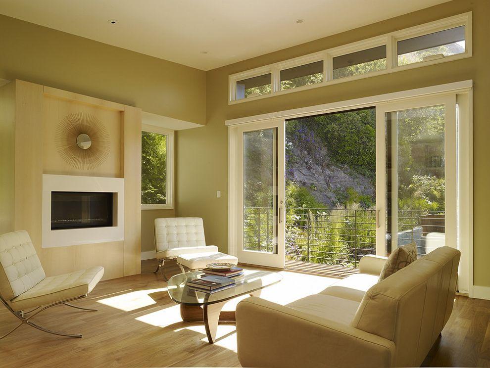 4 Panel Sliding Patio Doors Modern Living Room Also Balcony Glass