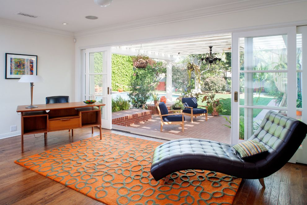 4 Panel Sliding Patio Doors Modern Living Room Also Area Rug Deck