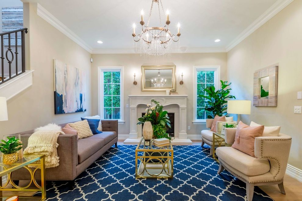 Aaa Valencia Ca   Transitional Living Room Also Custom Home Builder Home Builder House House Builder Luxury Home Builders Property Developer Real Estate Developer