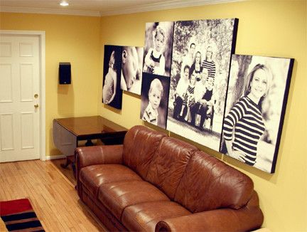 Acoustic Panel Placement with Traditional Family Room  and Acoustiart Acoustic Wall Panels Noise Control
