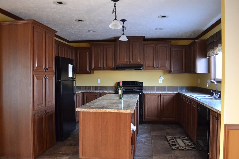 Aiken Housing Center with Traditional Kitchen Also Traditional