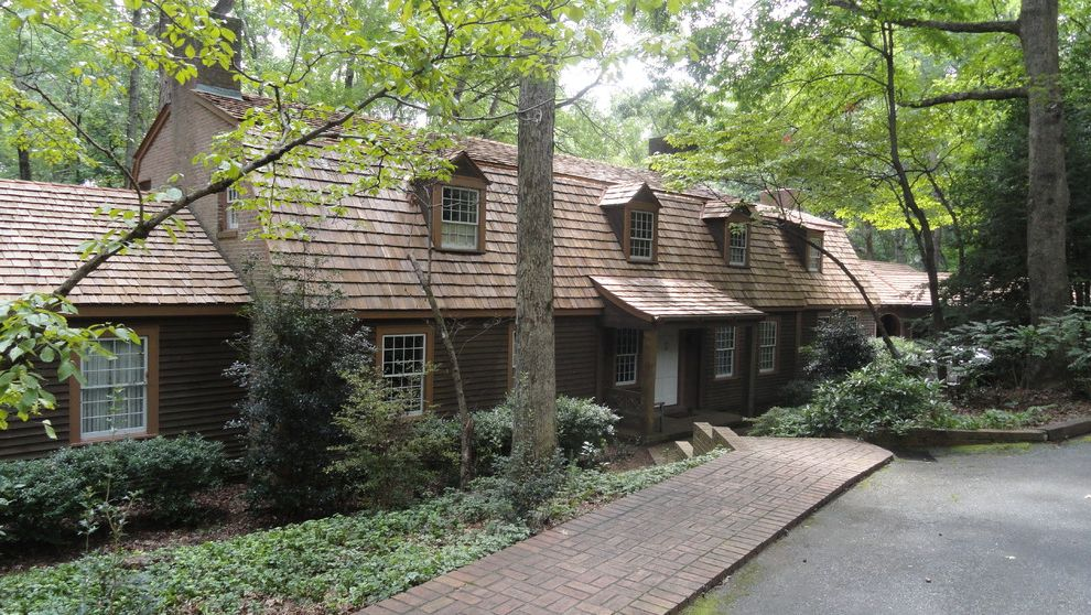 Allcon Roofing with Traditional Exterior Also Traditional