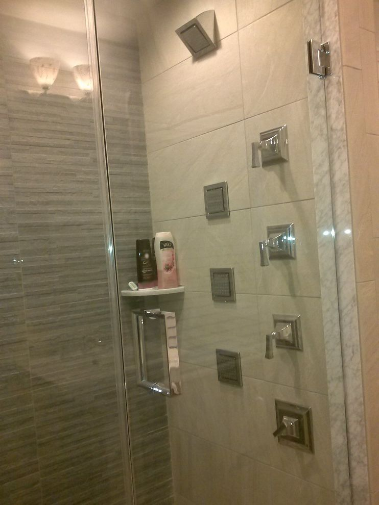 Allens Plumbing   Modern Bathroom  and Bodysprays Memoirs Watertile