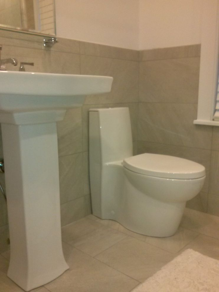 Allens Plumbing   Modern Spaces  and Modern