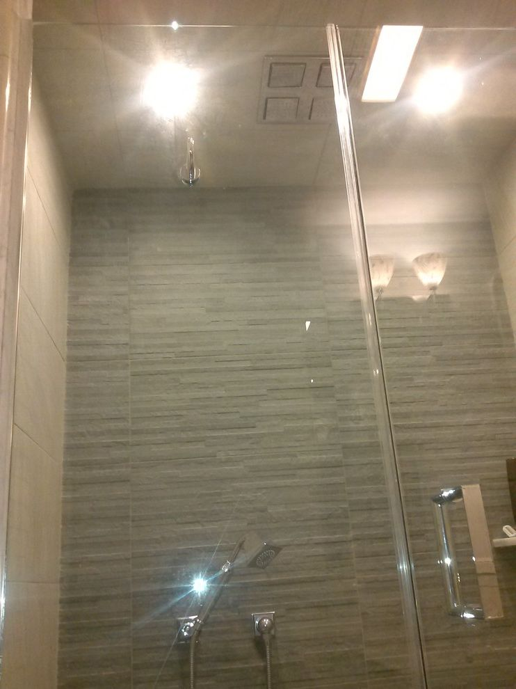 Allens Plumbing with Modern Bathroom  and Memoirs Hand Heald Rainhead Watertile