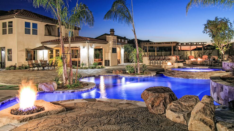 Allstar Management with  Landscape  and Backyard Belgard Hardscape Outdoor Living San Diego Landscapers Sand Diego Outdoor Living Southern California Outdoor Living Western Outdoor Designs