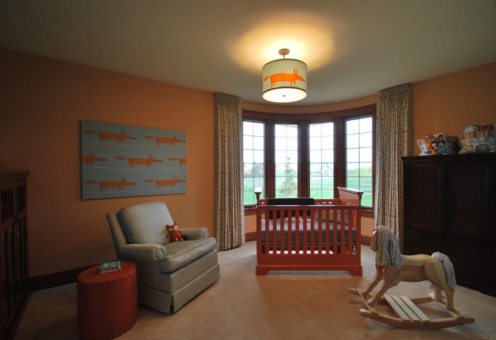 Andersons Nursery with Contemporary Kids  and Contemporary