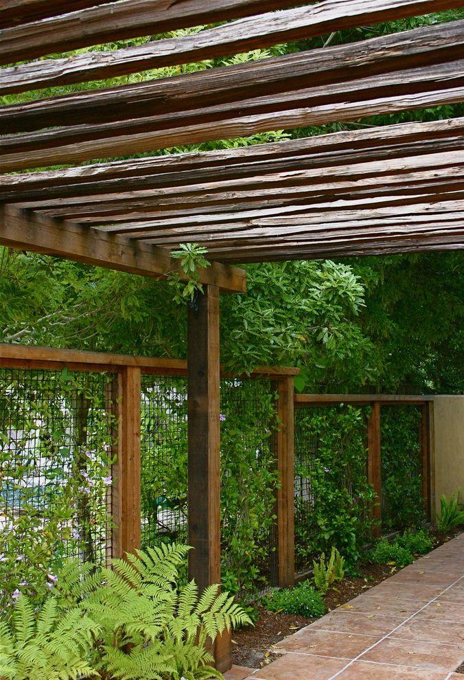 Animal Control Pueblo Co   Mediterranean Landscape Also Arbor Exterior Wall Fence Privacy Rustic