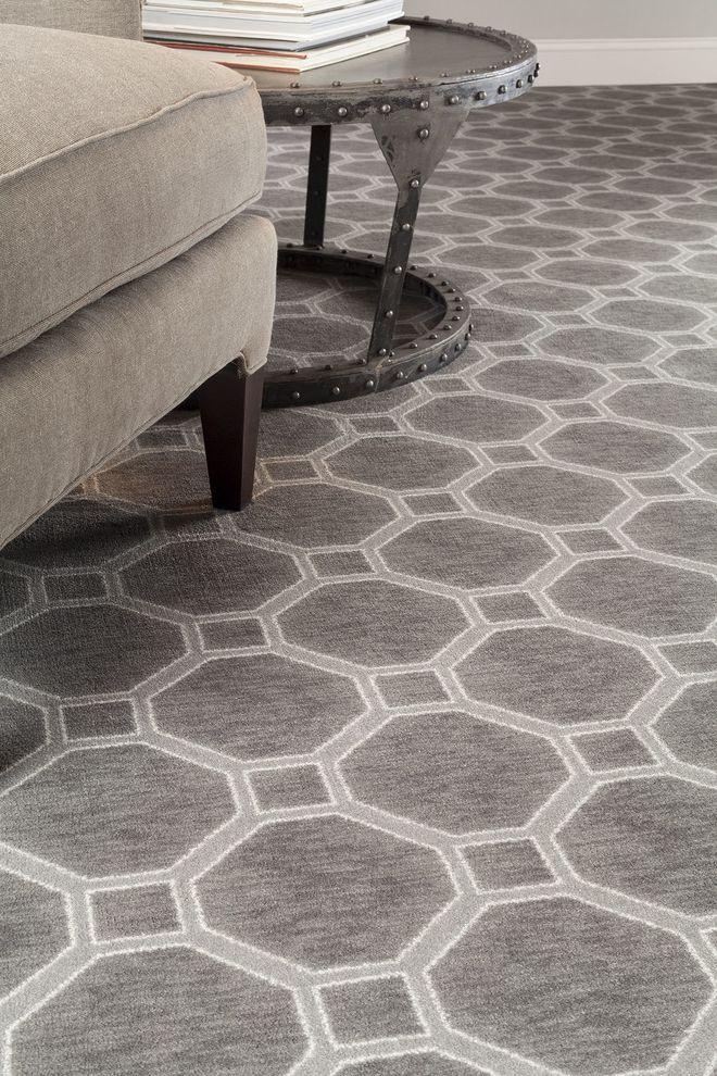 Anso Nylon Carpet   Contemporary Living Room Also Contemporary Carpet Delicate Frame Gray Carpet Home Carpet One Milliken Milliken Carpet Milliken Wilton Nylon Carpet Patterned Carpet Wilton Wilton Carpet