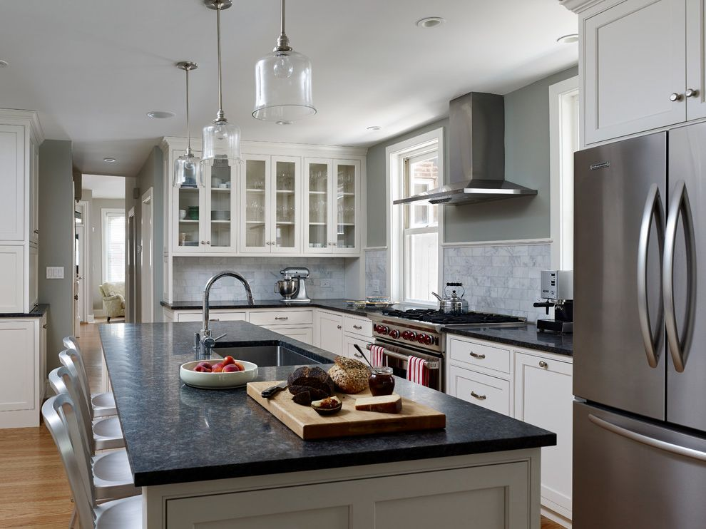 Appliance Discount Warehouse Modern Kitchen Also 2 Tone Barstools