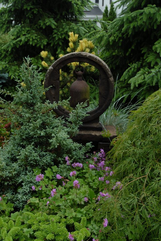 Architectural Salvage Mn   Traditional Landscape  and Architectural Elements Coastal Garden Maine Garden Small Garden
