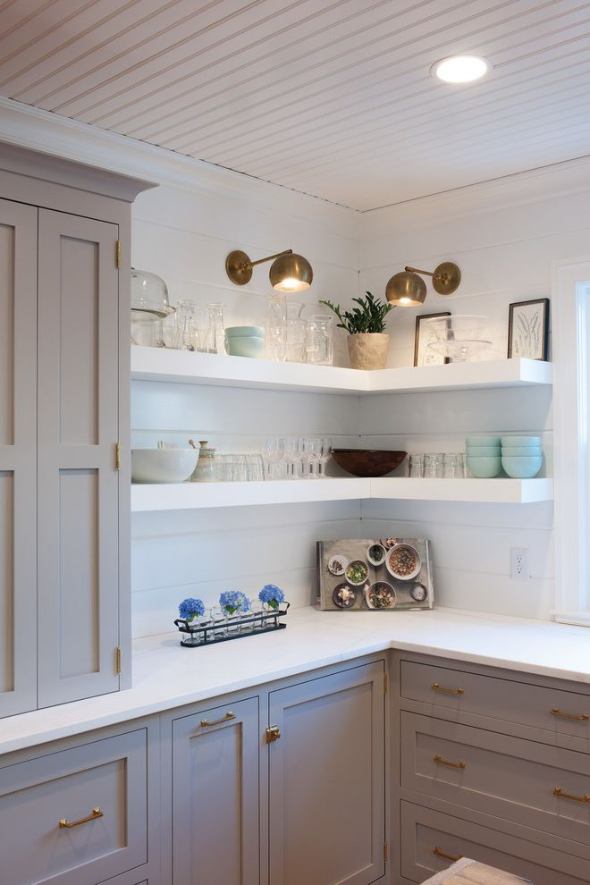 Farmhouse Kitchen With A Mid-century Twist $style In $location