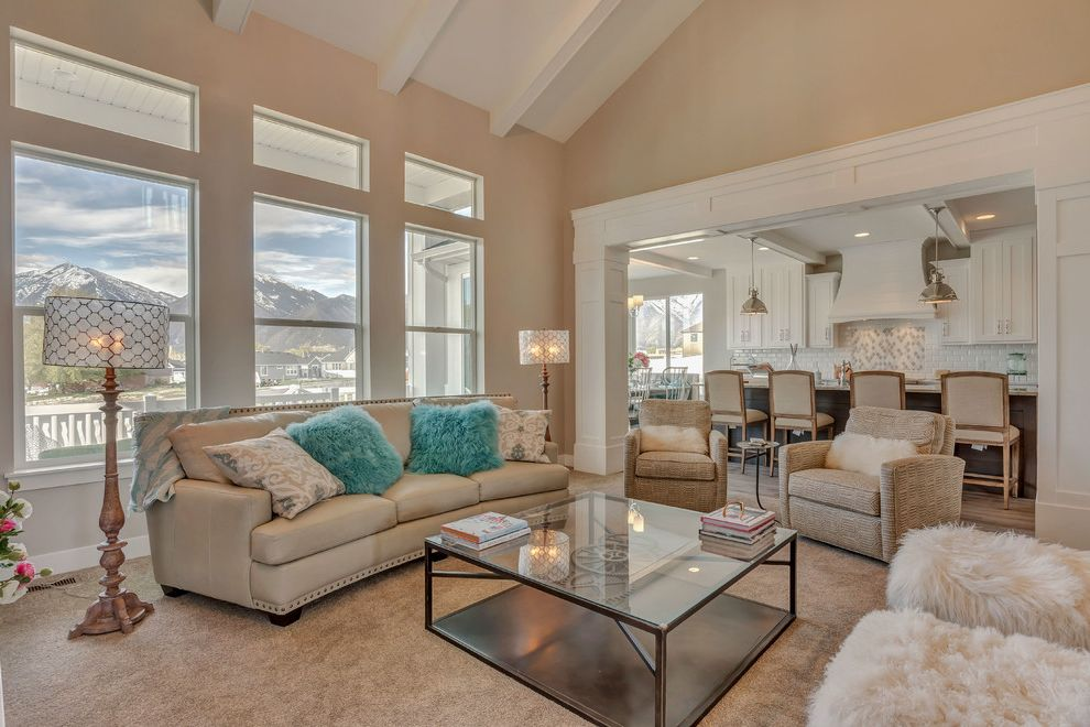 Arive Homes    Family Room  And