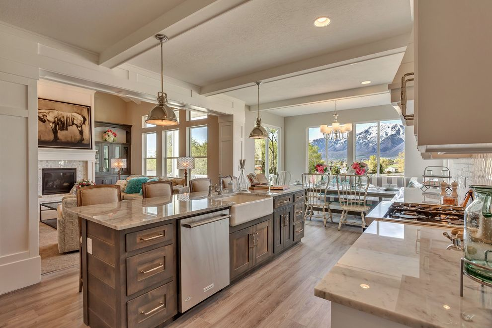 Arive Homes with  Kitchen  And