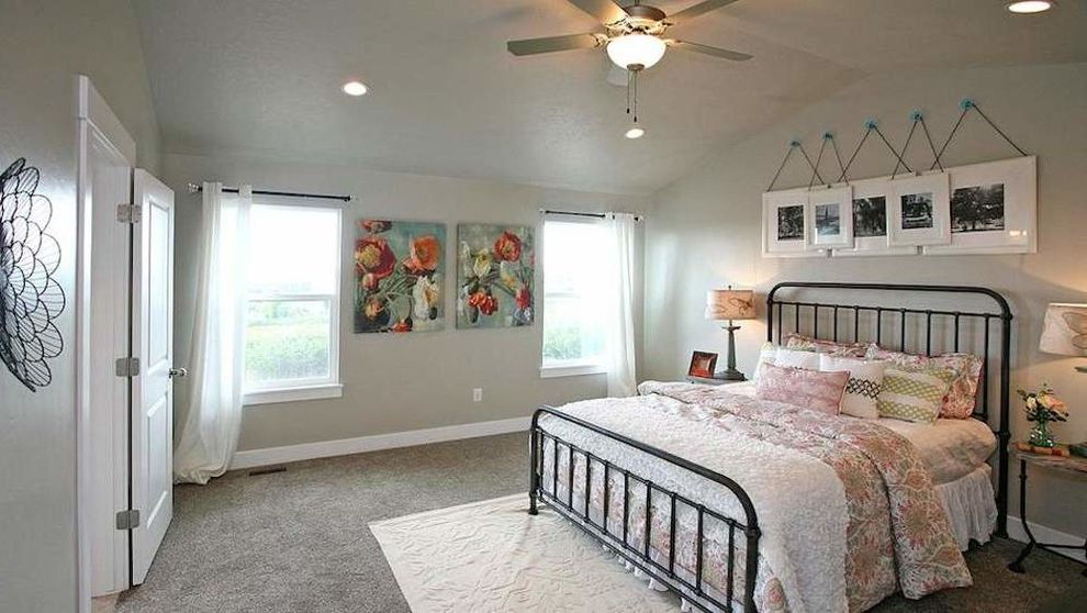 Arive Homes with Modern Bedroom Also Modern