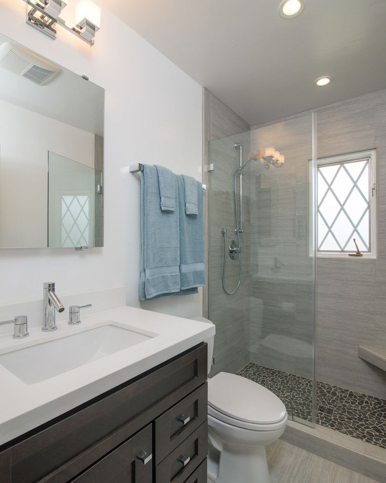 Rancho Santa Fe Bathroom Remodel $style In $location