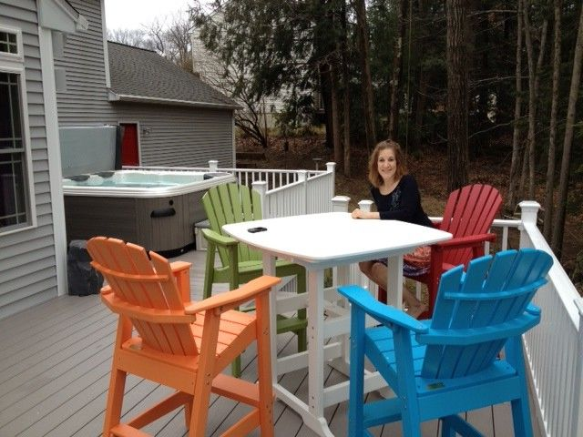 Ashbrook Furniture Nashua Nh with  Deck  And