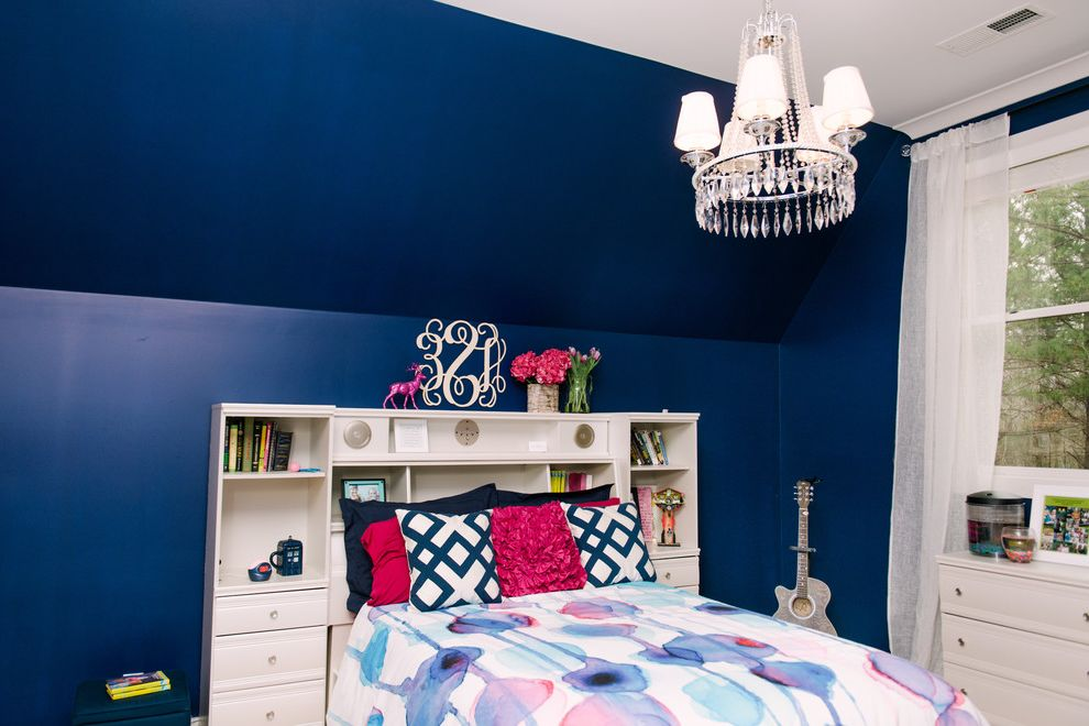 Ashlyn Furniture   Traditional Kids Also Admiral Blue Dark Blue My Houzz Teenage Girl Room