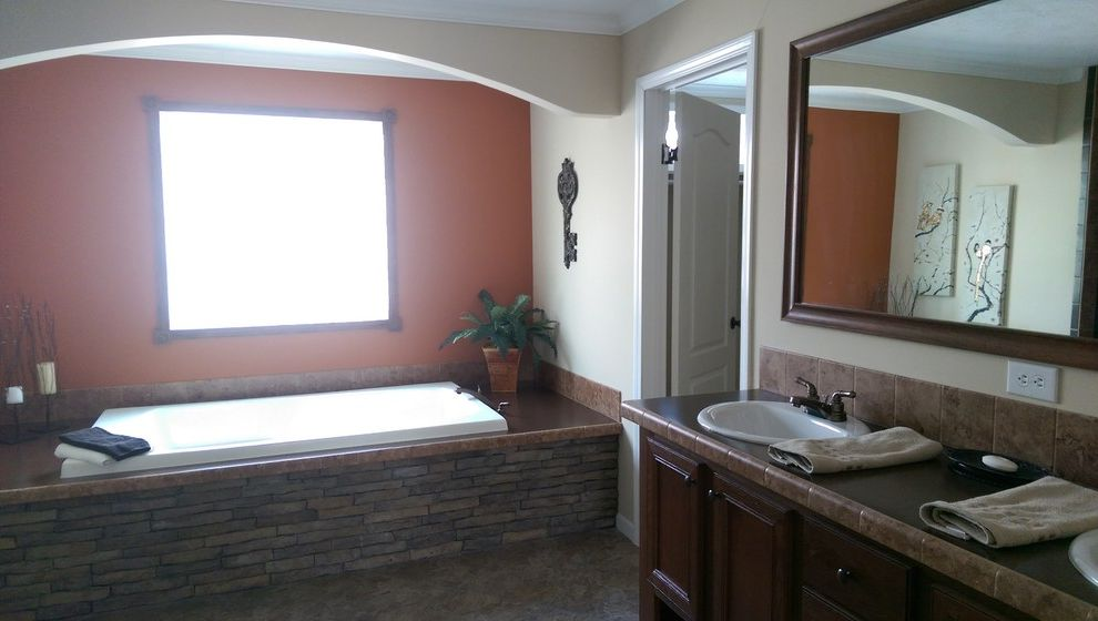 Atchafalaya Homes   Transitional Bathroom Also Transitional