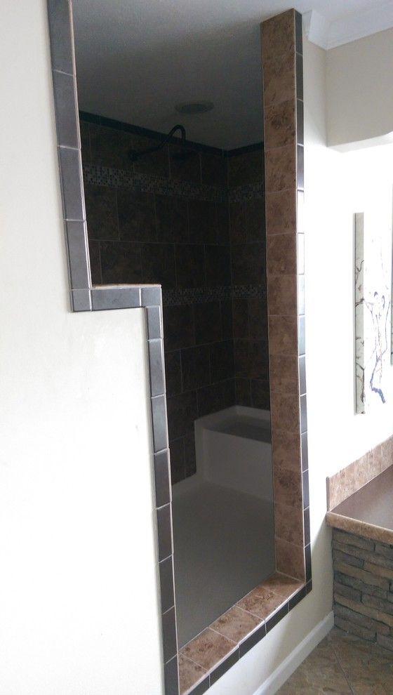 Atchafalaya Homes   Transitional Bathroom  and Transitional