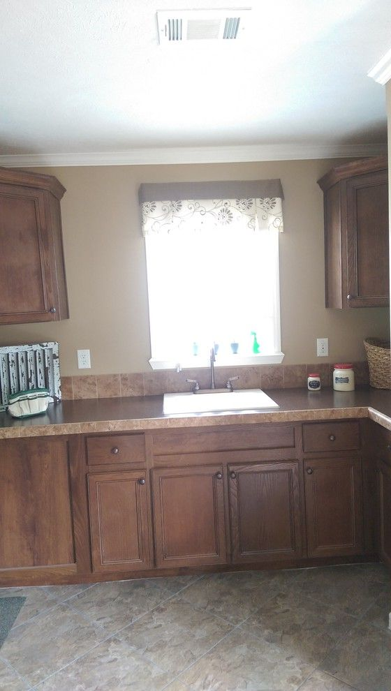 Atchafalaya Homes   Transitional Laundry Room Also Transitional