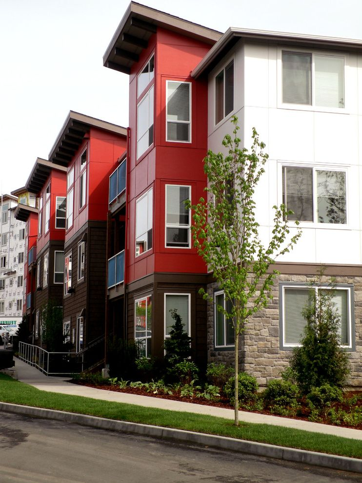 Avalon Alderwood with Modern Exterior Also Apartments Fitness Center Garden Apartments Gym
