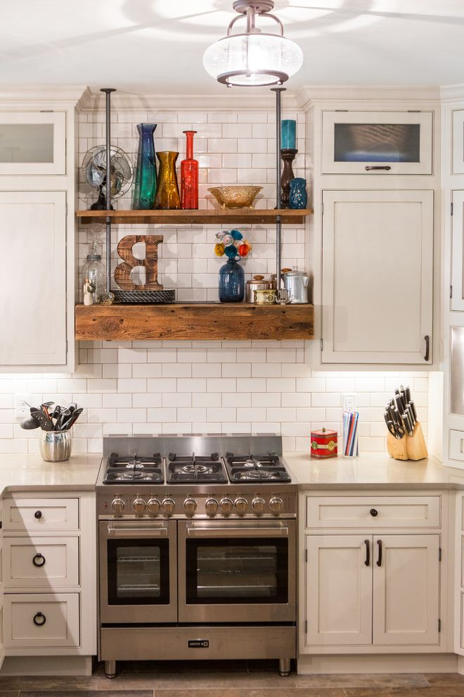 Bargain Bobs   Farmhouse Kitchen  and Barn Board Corner Microwave Cabinet Farm Sink Inset Cabinets Metal Pipe Furniture Plank Wall Range Hoods