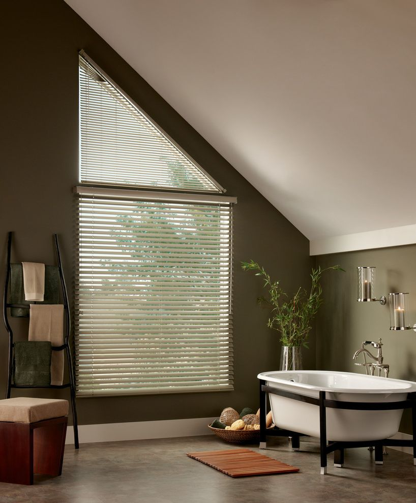 Horizontal Blinds For Specialty Windows $style In $location