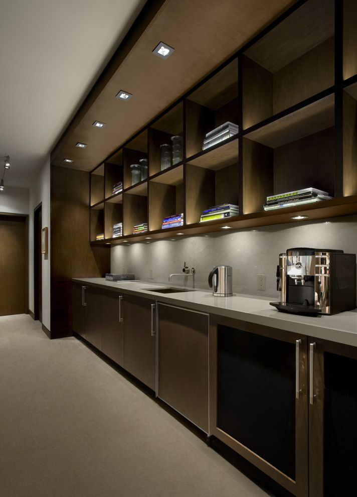 Battery Operated Recessed Lights with  Spaces Also