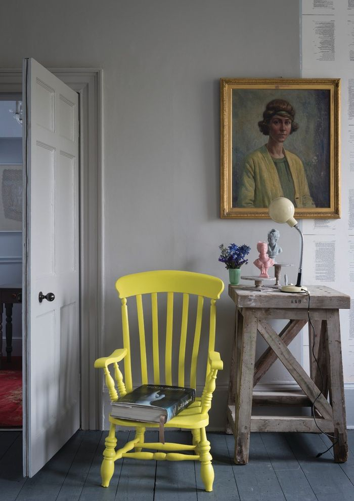 Becks Furniture Traditional Living Room Also Farrow And Ball Paint Farrow  And Ball Purbeck Stone Farrow And Ball Yellow Cake Painted Furniture Yellow  Chair