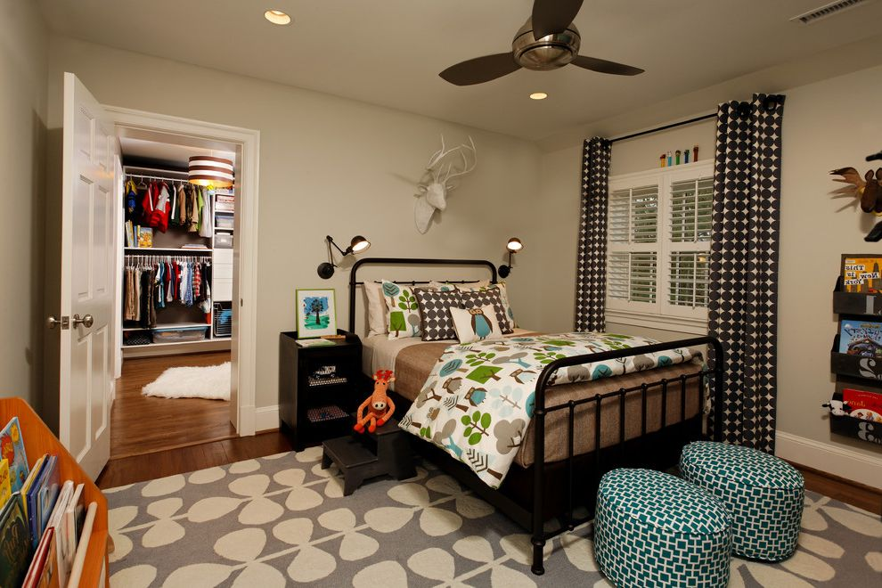 Benjamin Moore Gray Owl Oc 52 with Traditional Kids Also Bedroom Bookshelves Ceiling Lighting Iron Bed Magazine Rack Plantation Shutters Reading Lamp Recessed Lighting Swing Arm Lamp Toy Storage Twin Bed Upholstered Pug Window Treatments Wood Flooring