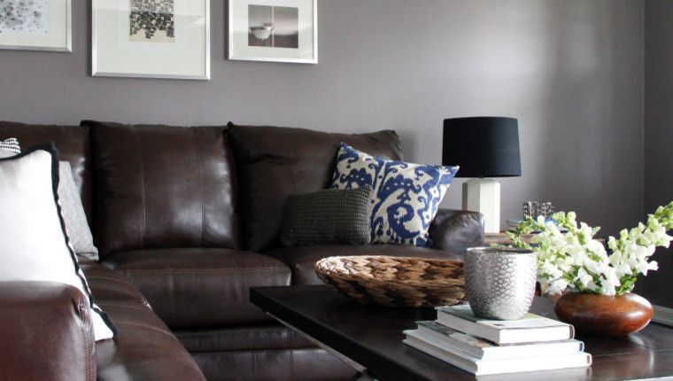 Benjamin Moore Stormy Monday with Contemporary Living Room Also Contemporary Gray Gray Walls Living Room Modern Relaxing Retreat Rustic