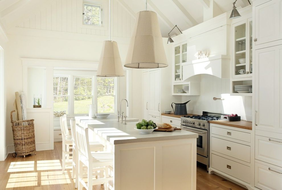 Best Low Voc Paint   Beach Style Kitchen  and Beach Style