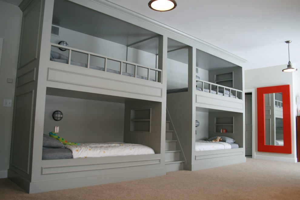Boy Bunk Room $style In $location