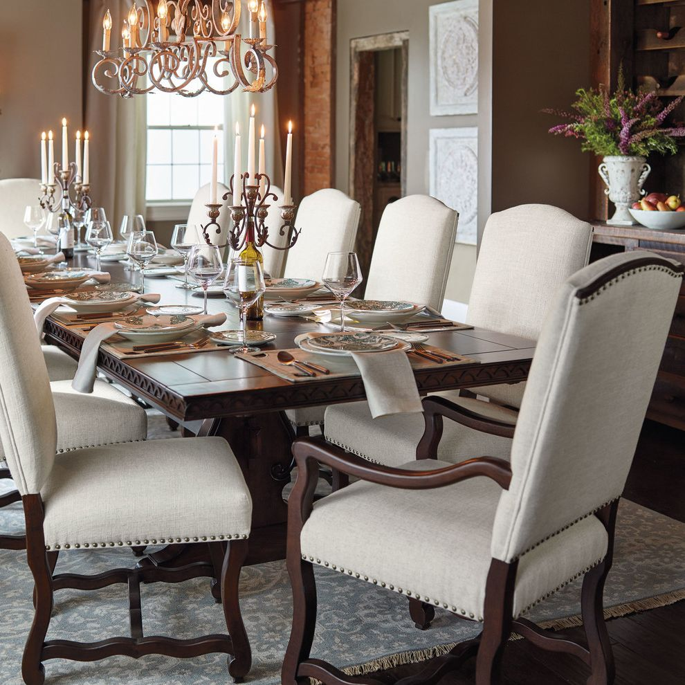 Black and White Checkered Area Rug   Traditional Dining Room  and Traditional