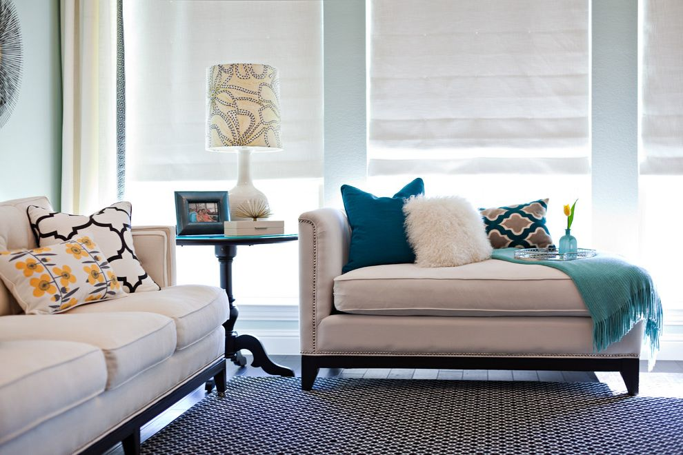 Living Room Chic $style In $location