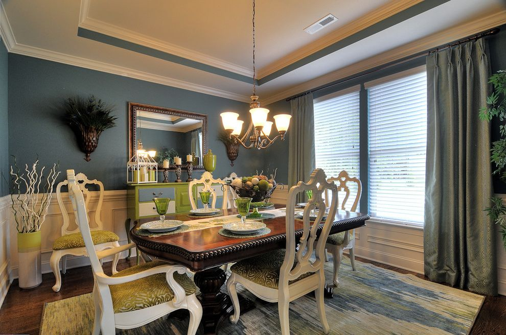 Bonterra Charlotte   Contemporary Dining Room Also Bonterra Builders Charlotte Dining Room