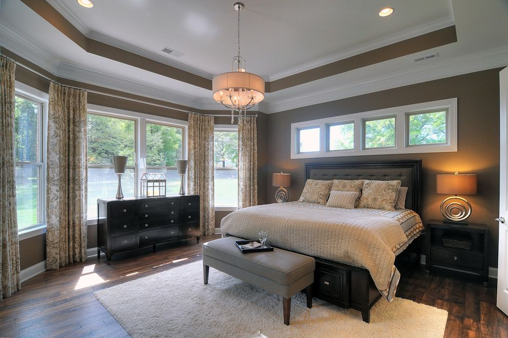 Bonterra Charlotte with Contemporary Bedroom  and Bonterra Builders Charlotte Master Bedroom