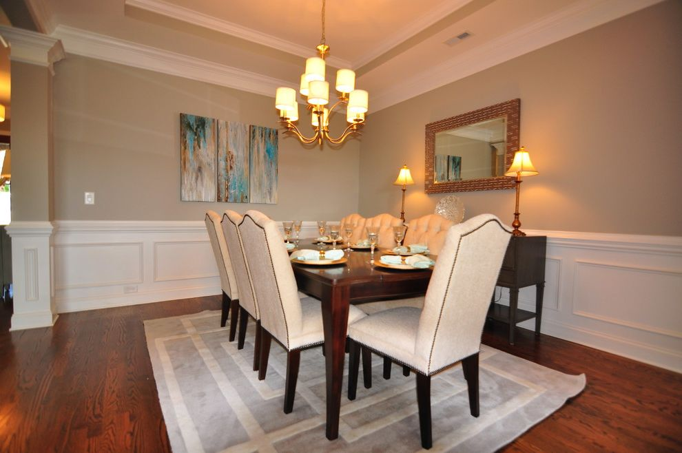 Bonterra Charlotte with Contemporary Dining Room Also Bonterra Builders Charlotte Dining Room