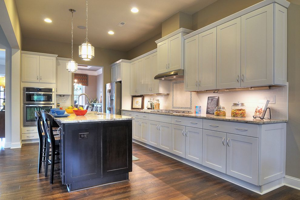 Bonterra Charlotte with Contemporary Kitchen  and Bonterra Builders Charlotte Kitchen