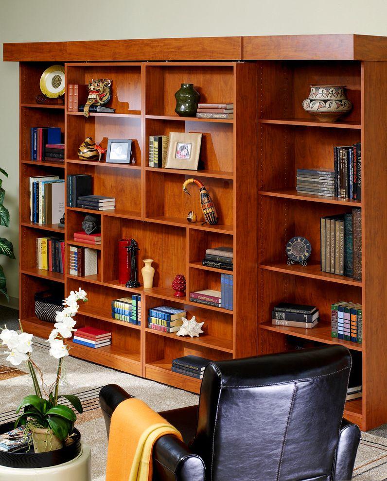 Bookshelf Murphy Bed with Eclectic Bedroom Also Bookshelf Bed Disappearing Bed Murphy Bed Wall Bed