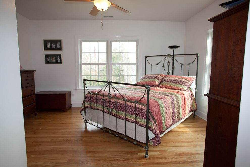 Bowditch Ford Newport News Virginia with Traditional Bedroom and 2 Story Addition