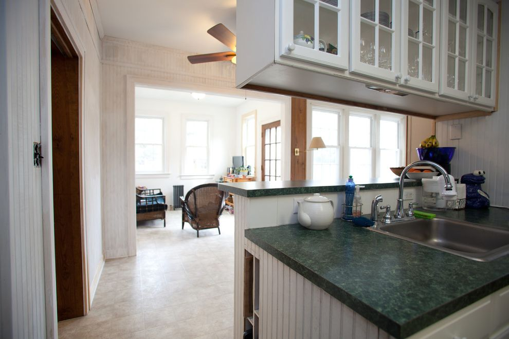 Bowditch Ford Newport News Virginia with Traditional Kitchen and 2 Story Addition