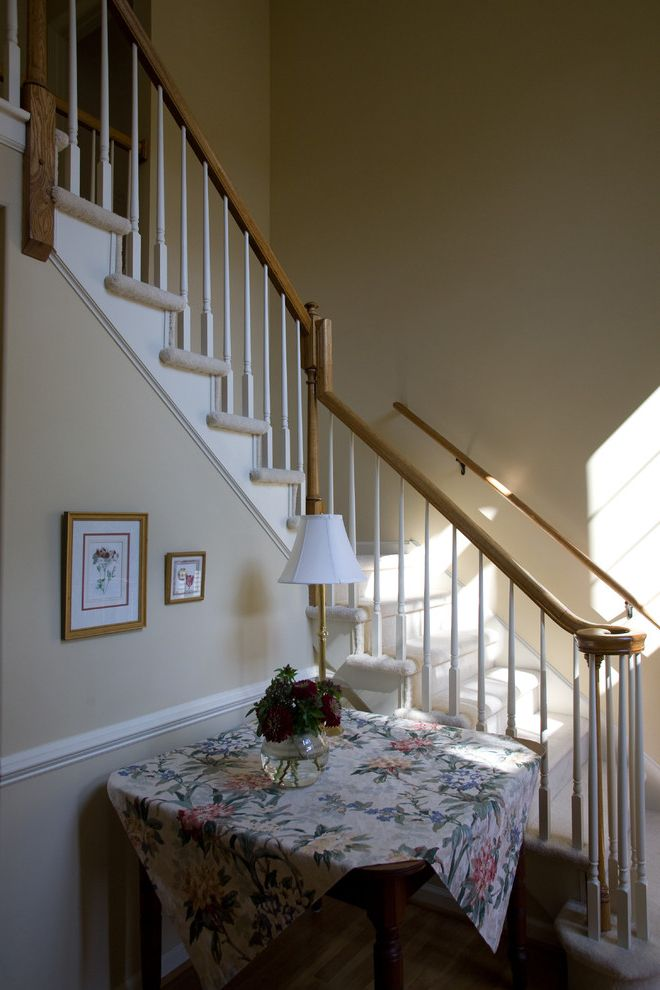 Bowditch Ford Newport News Virginia with Traditional Staircase and Bathroom Remodel Bedroom Remodel Diningroom Fire Restoration Kitchen Remodel Staircase