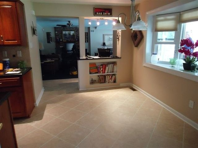 Boyles Flooring   Traditional Kitchen  and Vinyl Flooring