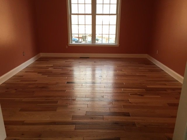 Boyles Flooring with Traditional Dining Room Also Hardwood Hickory Hardwood Shaw