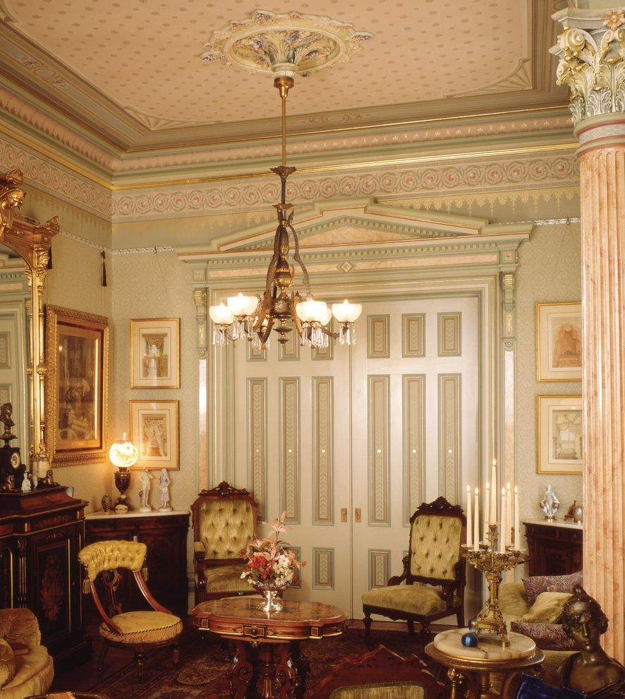Victorian Rooms $style In $location