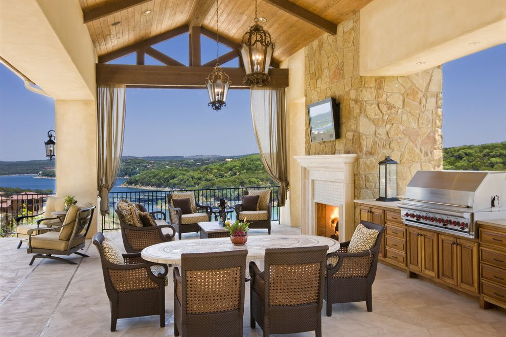 Rough Hollow Outdoor Living $style In $location