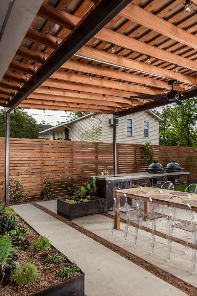Bretts Bbq with Contemporary Patio Also Concrete Counter Top Concrete Patio Fire Pit Grill Counter Landscape Outdoor Grill Patio
